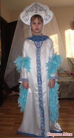 Новогодние костюмы моих детей 2012 - Страна Мам