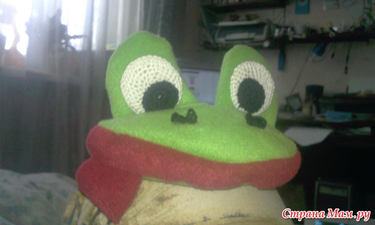Лягушка сшить своими руками фото 228