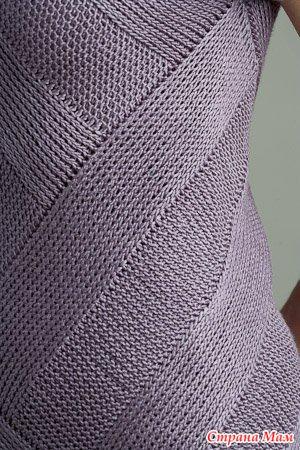 тунисское вязание схемы и модели