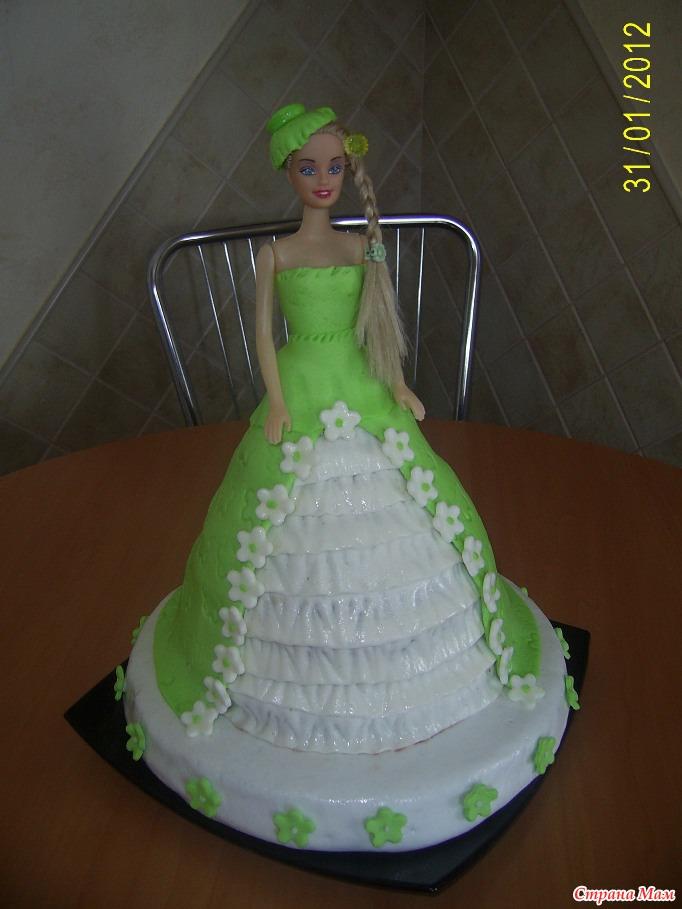 как зделать торт из мастики и кукли. рецепт салатов с фотографиями.