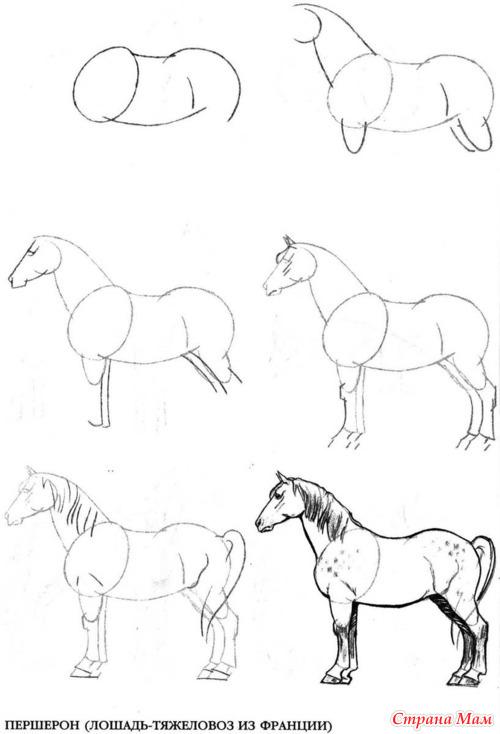рисовать легкие картинки учимся