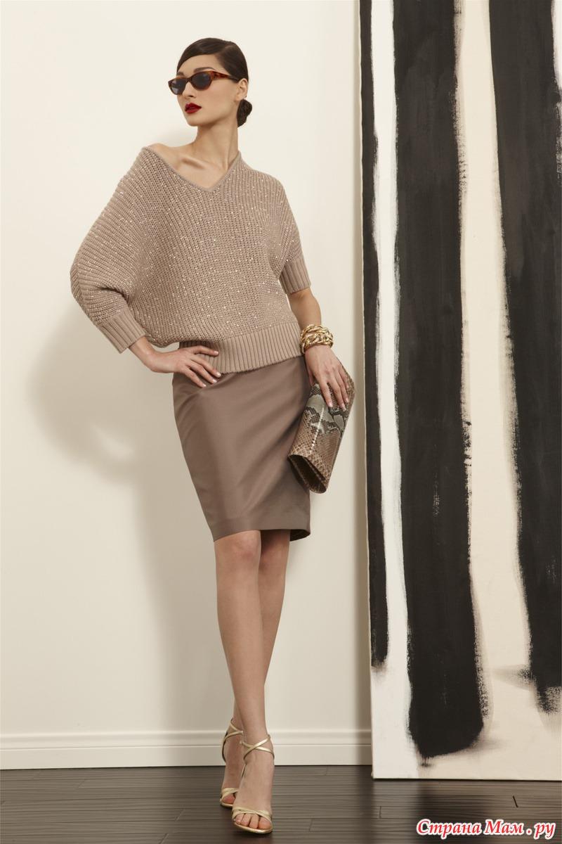 Элегантная Одежда Для Женщин 2014