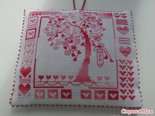 "Пинкип ""Сердечное дерево"""