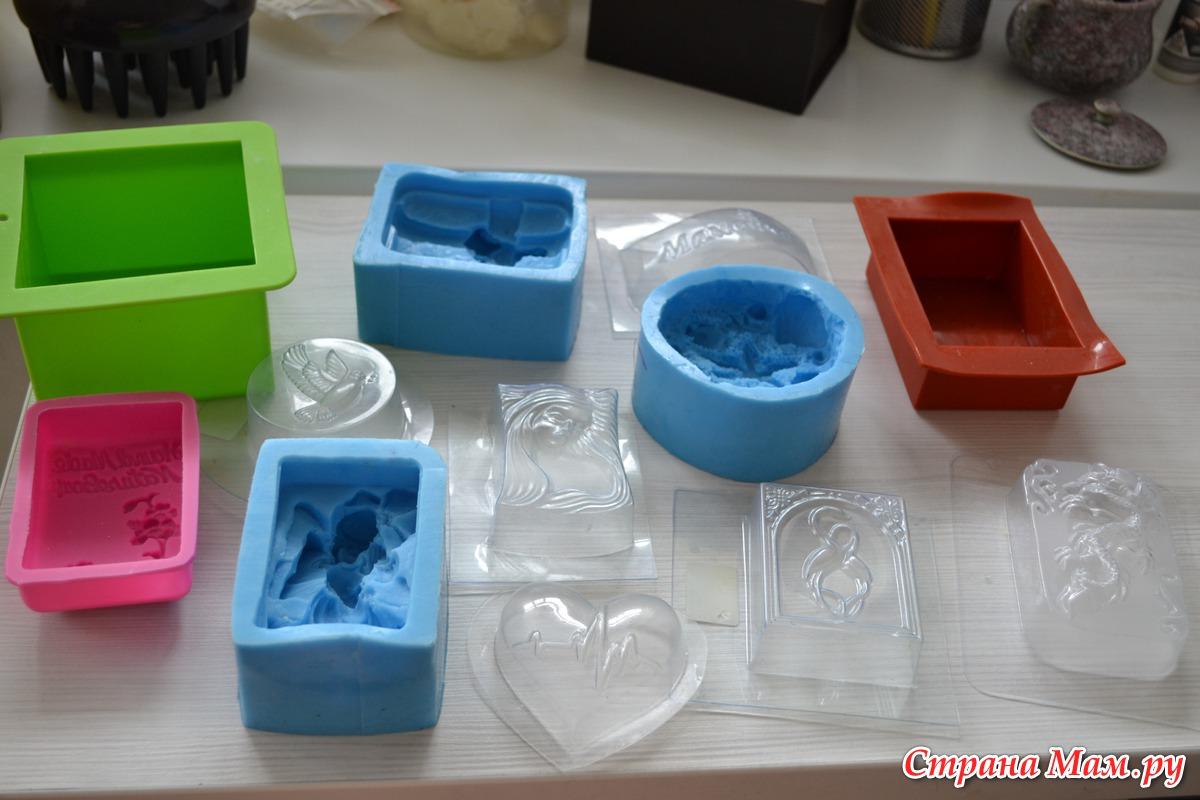Как сделать формы мыла