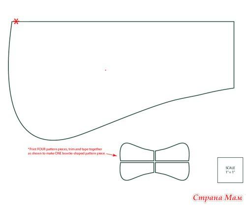 Ортопедическая подушка своими руками выкройка