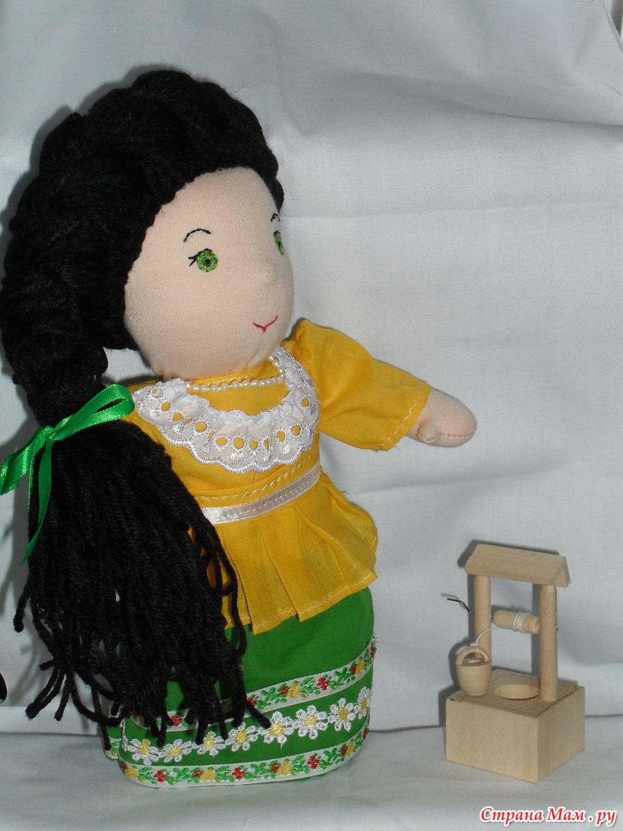 Кукла козак своими руками 9
