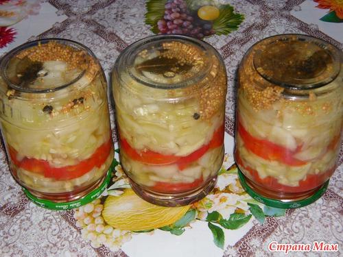 Салаты из огурцов на зиму 1 рецептов заготовок из