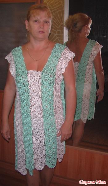 а платье из TULLIP