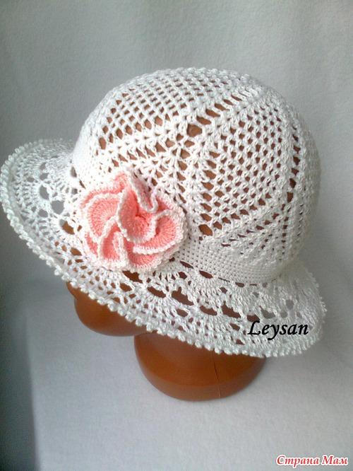 Летние шляпки - Страна Мам