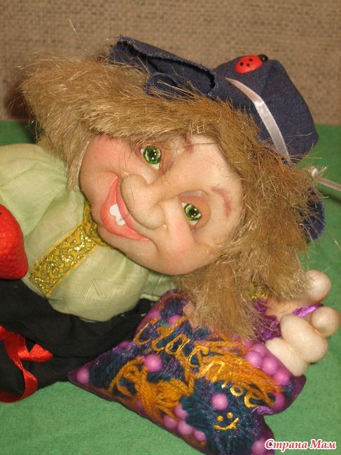 Куклы-домовые своими руками 96