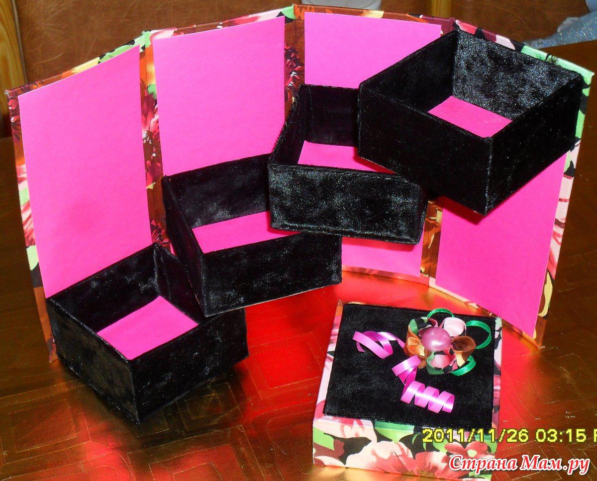 Как сделать коробочку для резинок своими руками 79