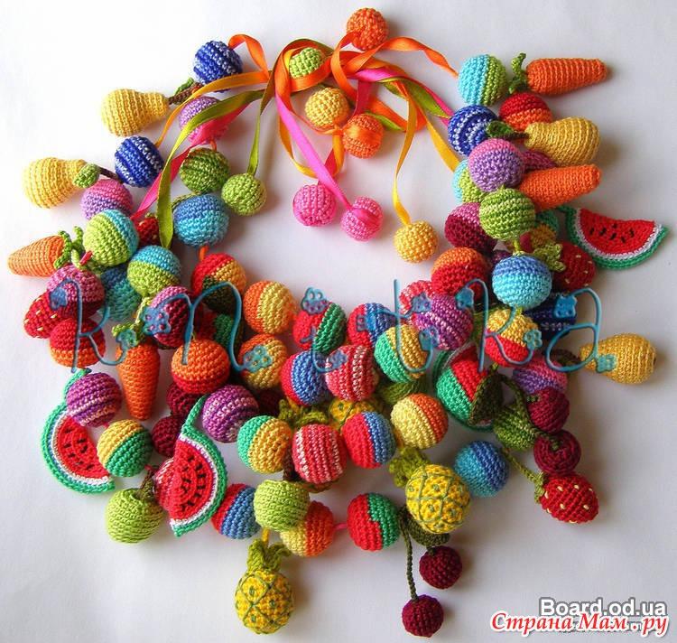 Вязаные игрушки (схемы)