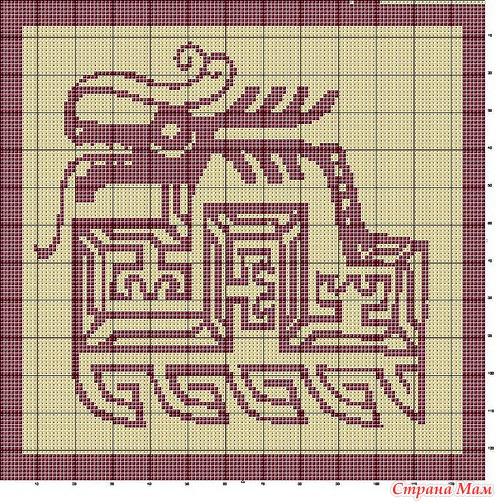Восточный гороскоп.