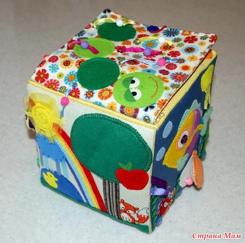 Кубики с фото своими руками