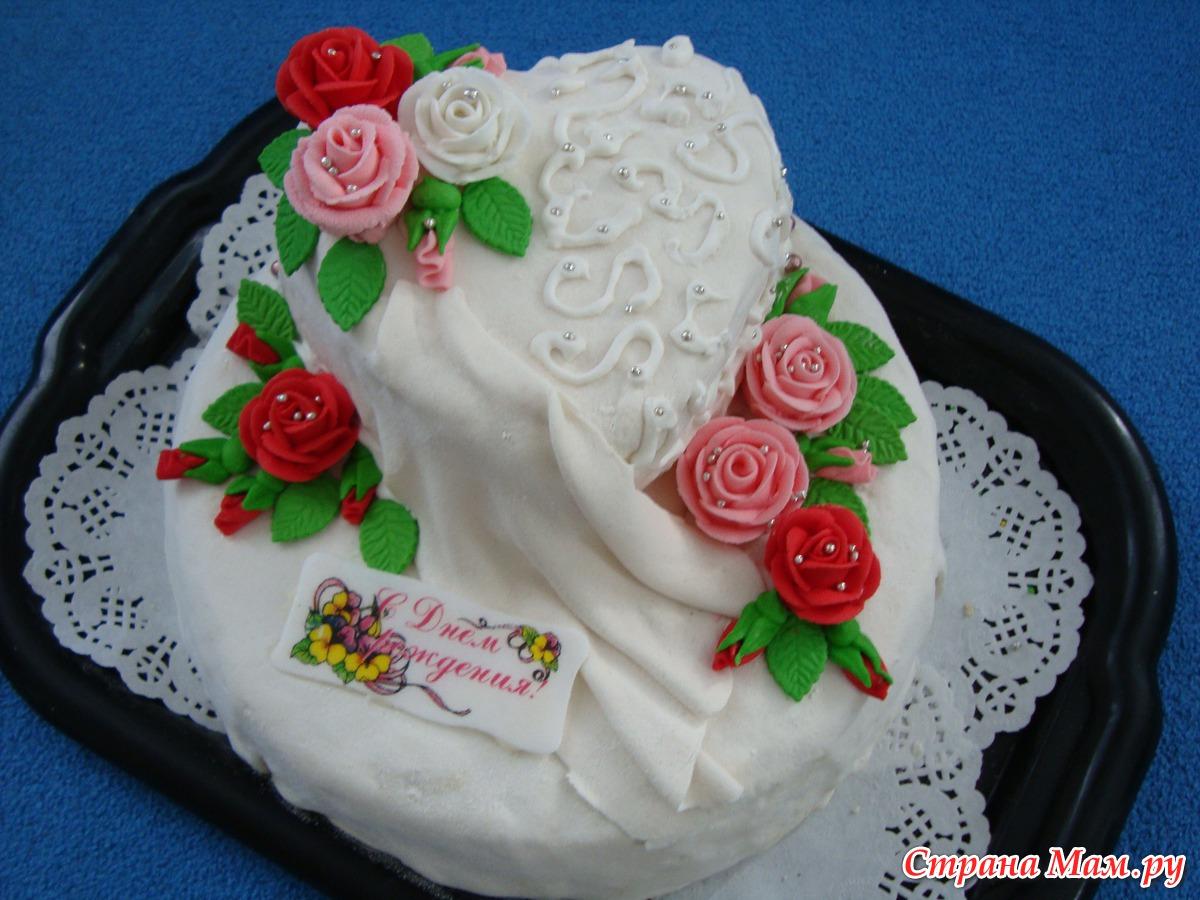 Дизайн торта для мамы фото