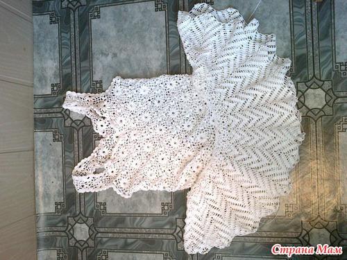 А это юбка солнце-клеш: