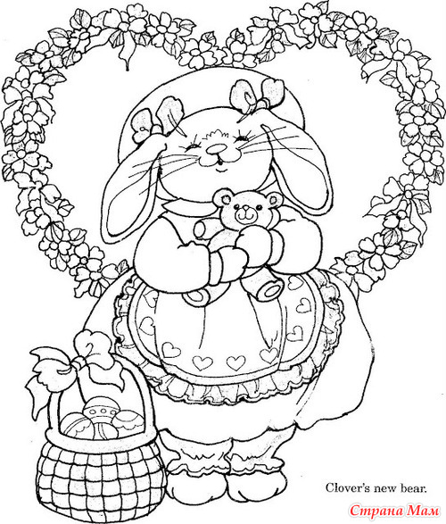 chicco easter coloring pages - photo#5