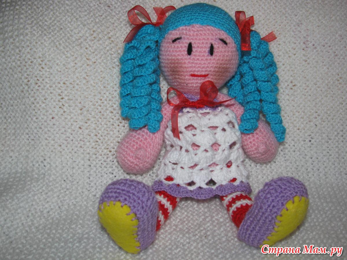 Вязание с крючком игрушки пошаговыми фото