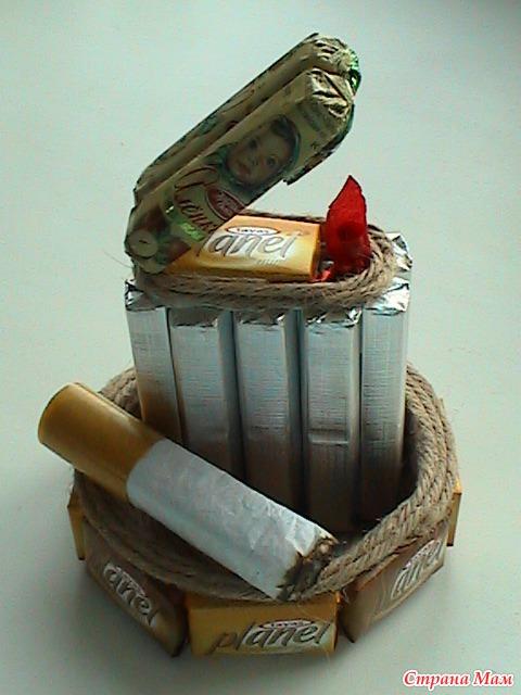 Что подарить бросившему курить