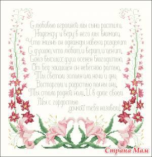 Стихи с днём рождения сыну от мамы, папы - PozdravOK ru