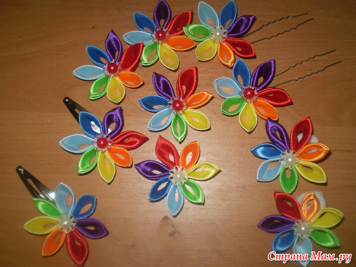«Цветик-семицветик». Мастер-класс по изготовлению цветка из 68