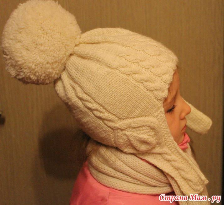 Большой помпон на шапку своими руками