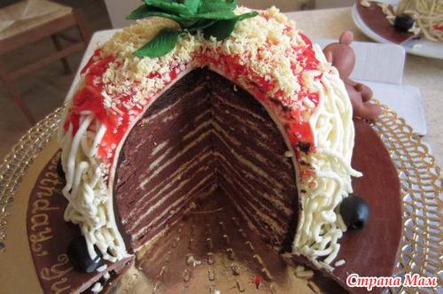 Что такое торт добош
