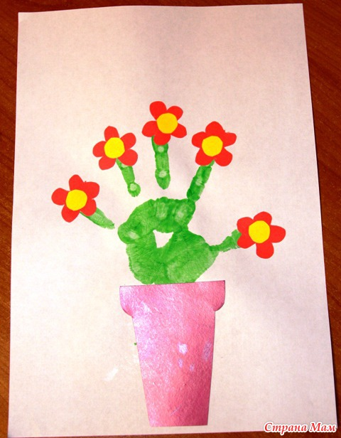 Поделки для детей 2-3 года своими руками в детском саду 12