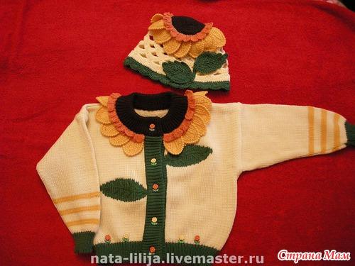 Идеи вязания деткам