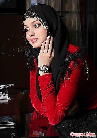 Красивые в поронже мусульманки фото 84-709