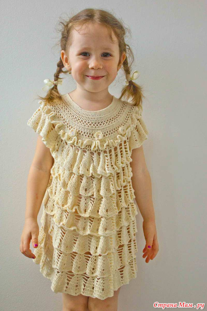 Озорное платье колокольчик