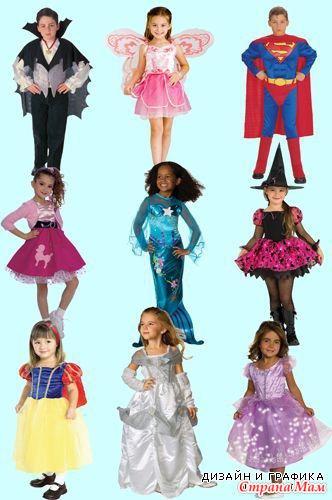 Детские новогодние костюмы - Страна Мам
