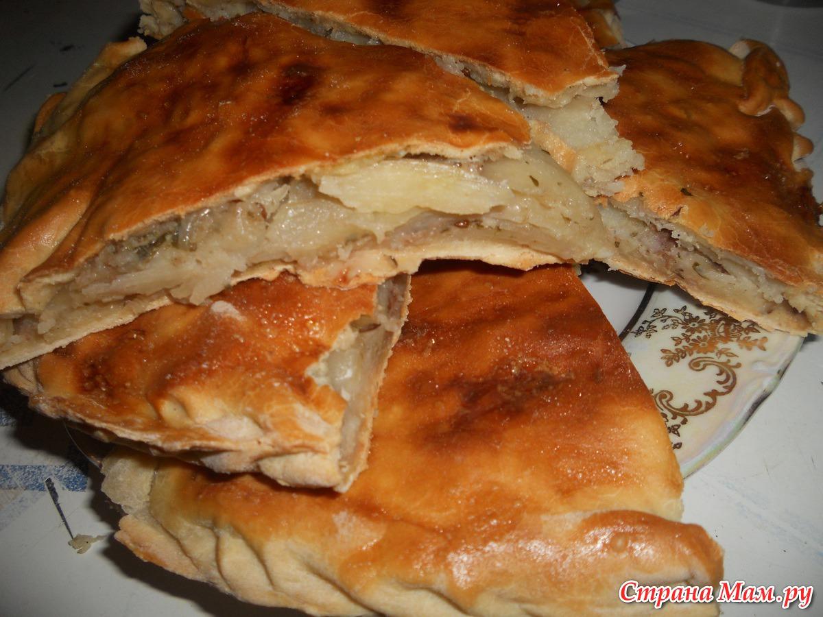 Рецепт даргинского чуду с мясом
