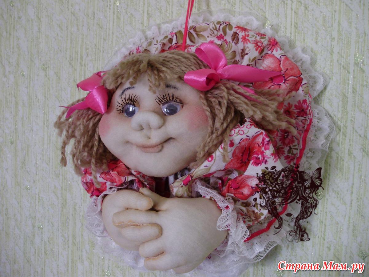 Фото как сделать чулочной куклы