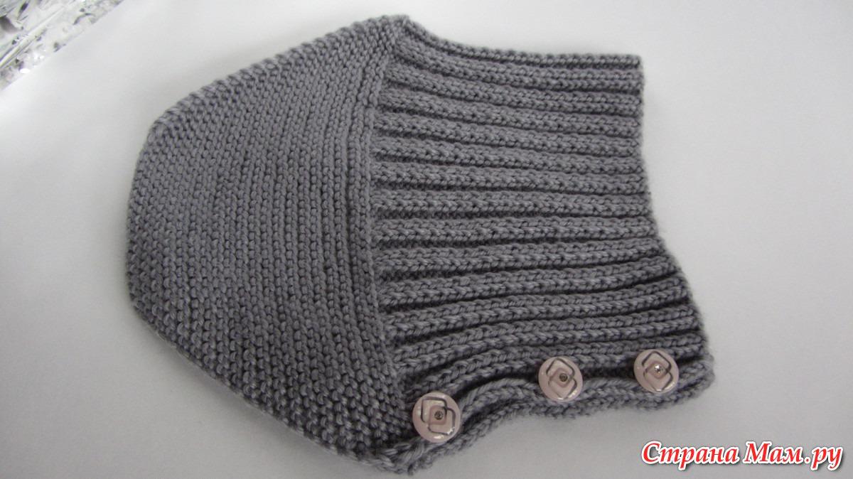 Вязание манишка для мужчины 335