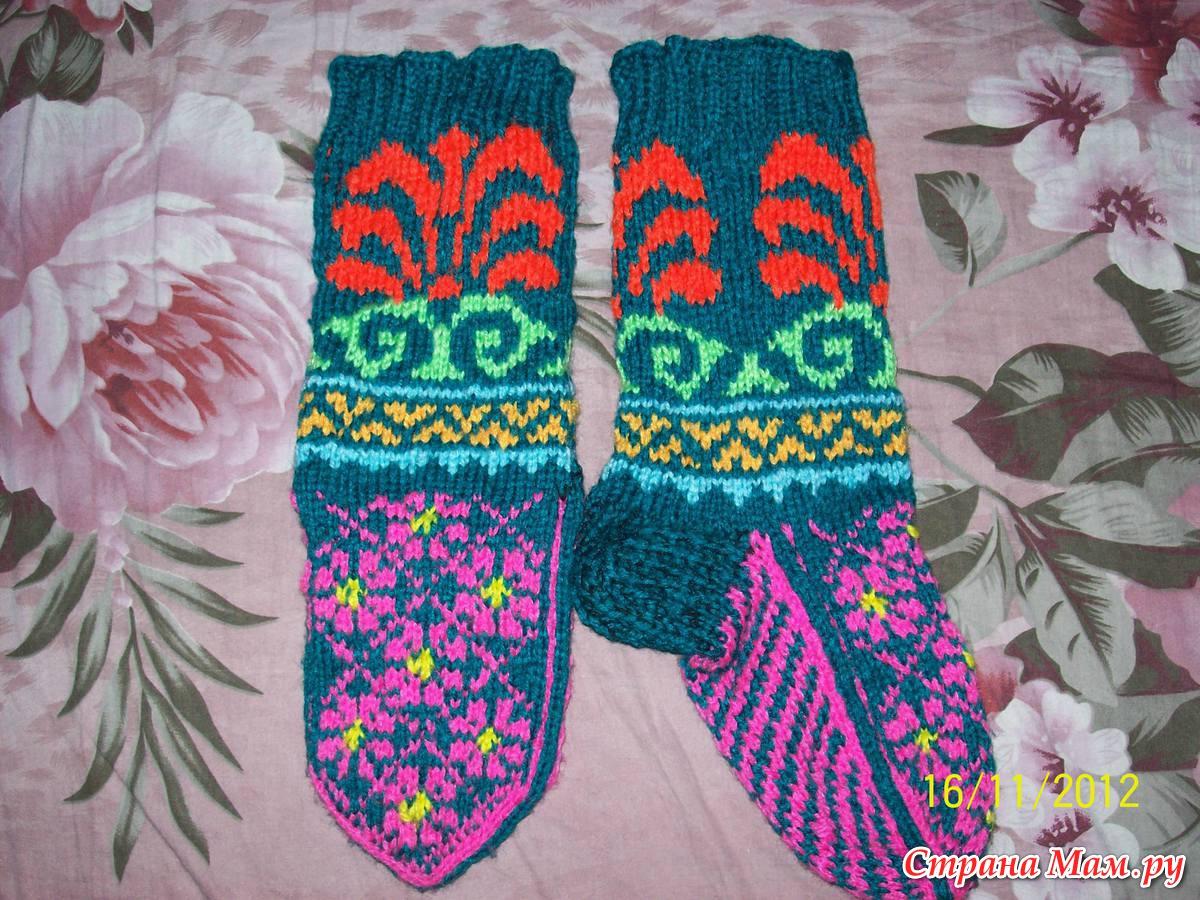 Турецкие носки вязание джурабы детские