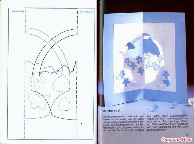 Как сделать открытку для мамы  с шаблонами