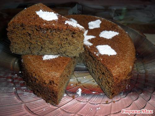 Торт с вареньем фото