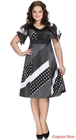 Фасоны платьев для женщин 45 лет