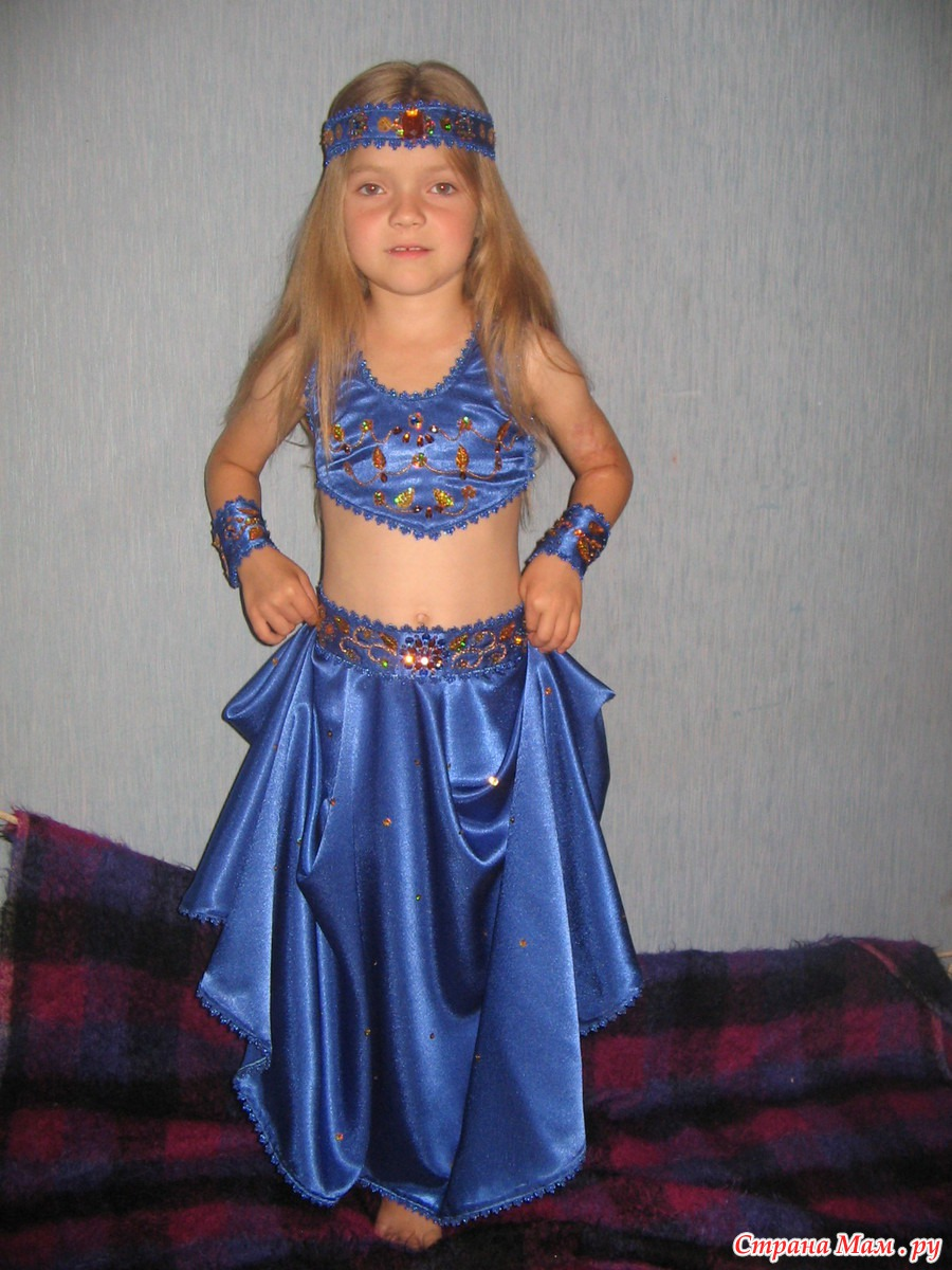 Костюм для восточных танцев для девочки своими руками 40