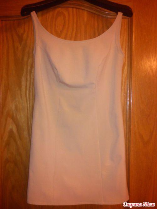 Как шить подклад для платья