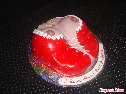торт женские капризы с фото