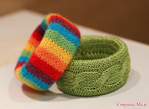 Рукоделие своими руками вязание спицами