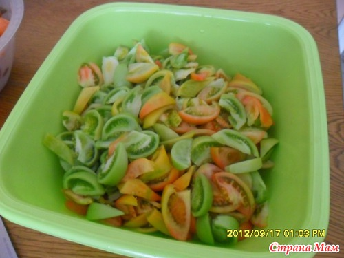 Приготовления донского салата с фото