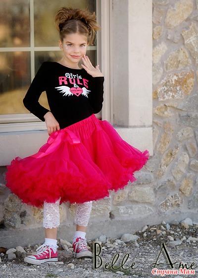 Для Девочек 10 Лет Модные Классические Юбки