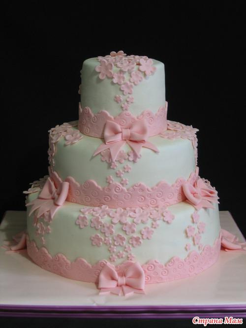 Торт для девочки заказ в пензефото