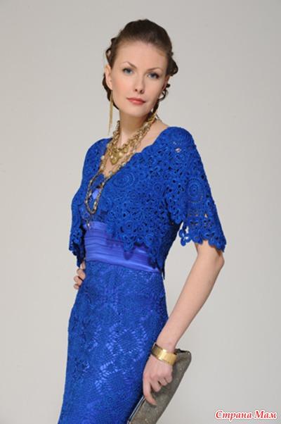 Платье от Флоры Мази