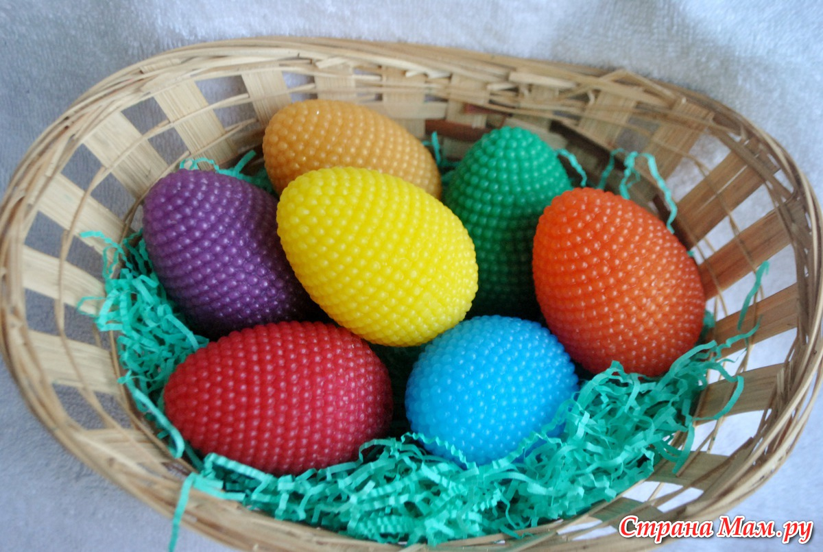 Мыло яйцо своими руками