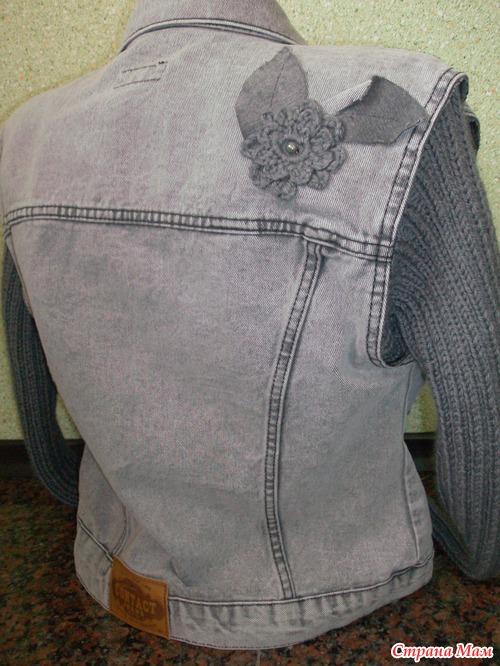 Как сшить куртку из старых джинсов своими руками выкройки
