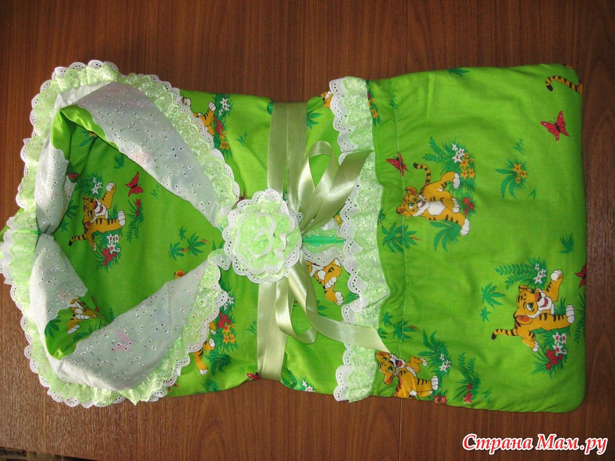 Как сшить одеяло трансформер для новорожденного 99